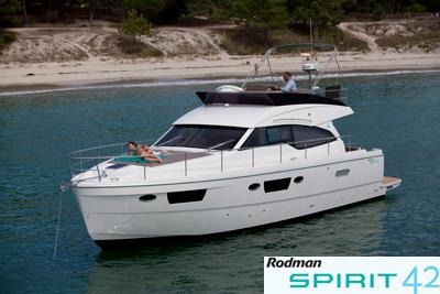 Rodman Spirit 42