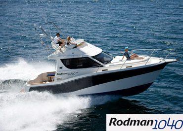 Fisher Cruiser 1040
